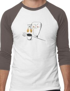 Freaky Coffee Men's Baseball ¾ T-Shirt