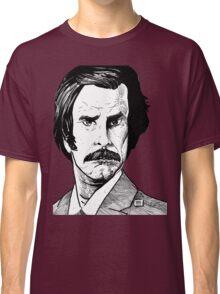 RON BURGUNDY? Classic T-Shirt