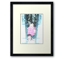 Mother and childs Framed Print