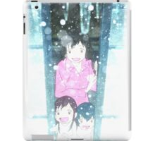Mother and childs iPad Case/Skin
