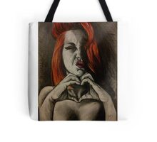Accentuate the Positive Tote Bag