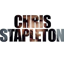 chris stapleton  Photographic Print