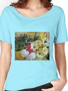Beautiful Bouquet Women's Relaxed Fit T-Shirt