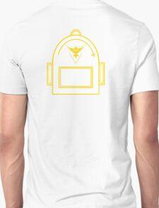 Pokemon Go backpack- Team Instinct Unisex T-Shirt