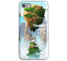 Floating Mountains iPhone Case/Skin
