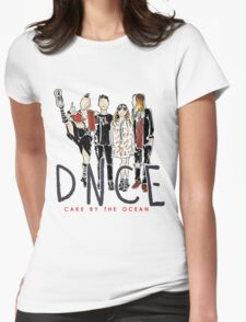 DNCE Womens Fitted T-Shirt