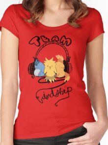 Team Friendship Women's Fitted Scoop T-Shirt
