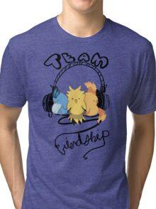 Team Friendship Tri-blend T-Shirt