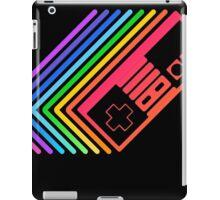 NES Controller Rainbow iPad Case/Skin