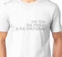the emotional Unisex T-Shirt