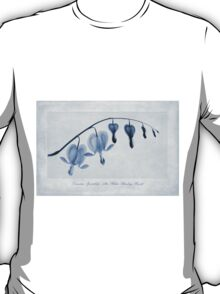 Bleeding Heart Cyanotype T-Shirt