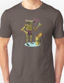 Hazardous waste unit M-4MB0 aka Mambo Unisex T-Shirt