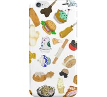 Happiest food on Earth iPhone Case/Skin