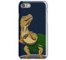 T-Rex Ukulele iPhone Case/Skin