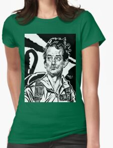VENKMAN - GHOSTBUSTERS Womens Fitted T-Shirt