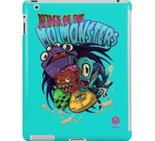 ATTACK OF THE MOMONSTERS iPad Case/Skin