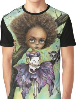 Cynthia and Critters Graphic T-Shirt