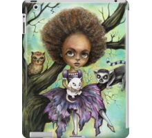 Cynthia and Critters iPad Case/Skin