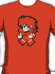 Fighter (Final Fantasy 1 Style) T-Shirt