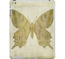 Butterfly Textures iPad Case/Skin