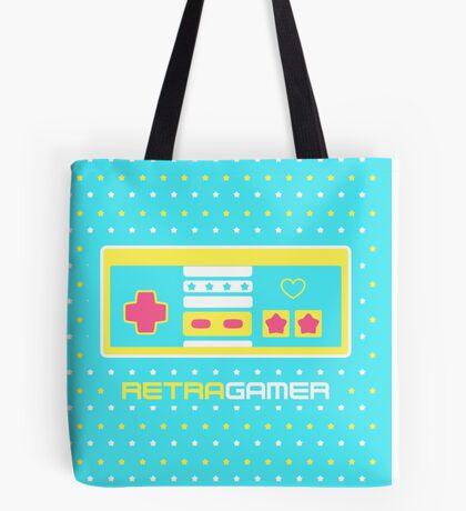 Retra Gamer - NES Controller Tote Bag