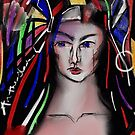 Queen of Colour by Anthea  Slade