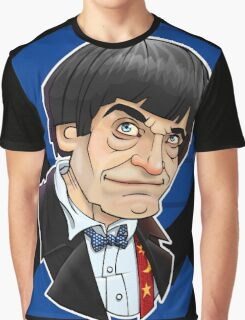 The Second Doctor Graphic T-Shirt
