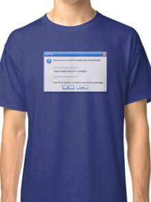 Confirm Classic T-Shirt