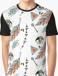 Boho and Hippie Graphic T-Shirt