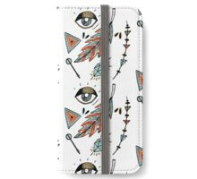 Boho and Hippie iPhone Wallet/Case/Skin