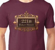 221b Baker st. Unisex T-Shirt