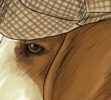 Sherlock Hound Sticker