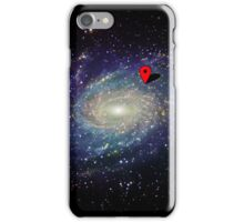 You are here - GPS iPhone Case/Skin