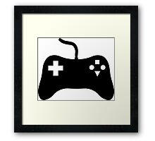 Gaming Console Framed Print