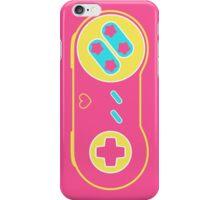 Retra Gamer - SNES Controller iPhone Case/Skin