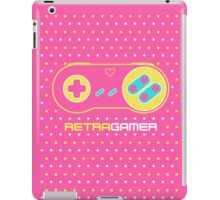 Retra Gamer - SNES Controller iPad Case/Skin