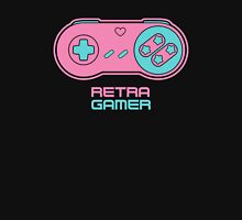 Retra Gamer - SNES Controller Womens Fitted T-Shirt