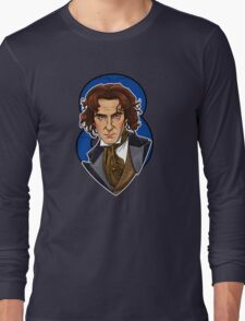 The Eighth Doctor Long Sleeve T-Shirt