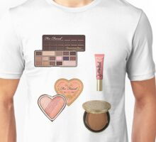 TOO FACED MAKEUP Unisex T-Shirt