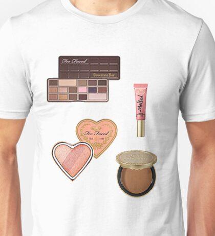 TOO FACED MAKEUP Unisex T-Shirt