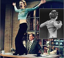 Drew Barrymore Flashes David Letterman V2 by hermitcrab