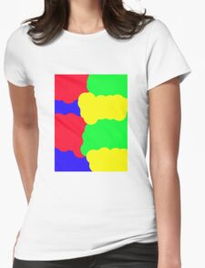 Colorful clouds T-Shirt