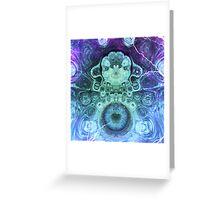 Dharma Dreaming Greeting Card
