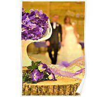 The Joyful Wedding Day Poster