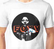 pam grier foxy afro Unisex T-Shirt