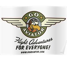 GoAviator - Flight Adventures for Everyone (Wings) Poster