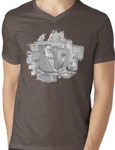 Pokemon Doctor Mens V-Neck T-Shirt