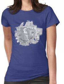 Pokemon Doctor Womens Fitted T-Shirt