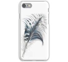 Ibis Wing Feather  iPhone Case/Skin