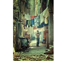 My Old Delhi Photographic Print